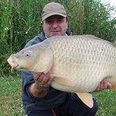 Nagyváradi Zoltán, Extrató, Ponty - 14 kg, Akasztói Horgászpark