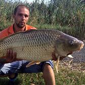 Gál Norbert, Ponty - 13,70 kg, Akasztói Horgászpark