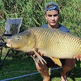 Szedljak Attila, Ponty, 15,10 kg, Akasztói Horgászpark
