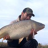 Oláh Zoltán, Ponty, 17 kg, Akasztói horgászpark