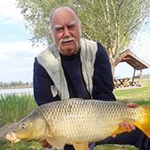 Szabadi Péter, Ponty - 12 kg Akasztói Horgászpark