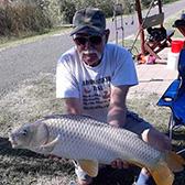 Szabadi Péter, Ponty, Akasztói Horgászpark