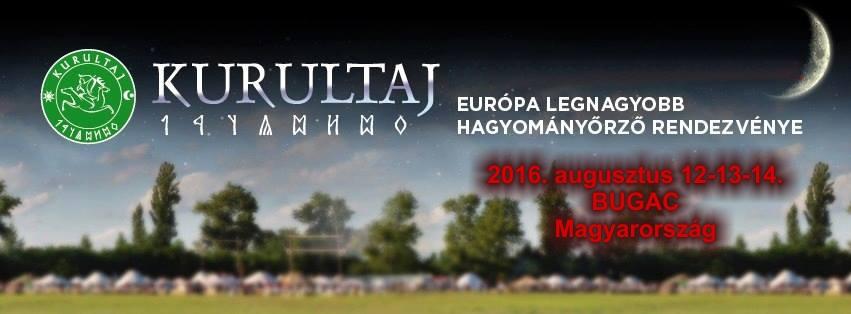 Kurultáj - Magyar Törzsi Gyűlés