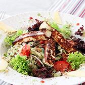 Grillsajt Sokmagvas salátával